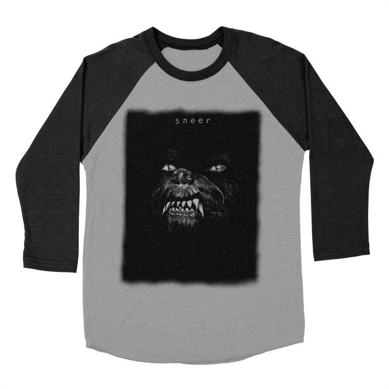 Trust In (The) Nothing Men's Baseball Triblend Longsleeve T-Shirt by octoberbuilt's Artist Shop