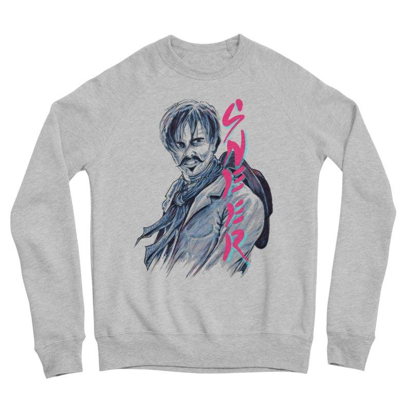 I Want Your Soul Men's Sponge Fleece Sweatshirt by octoberbuilt's Artist Shop