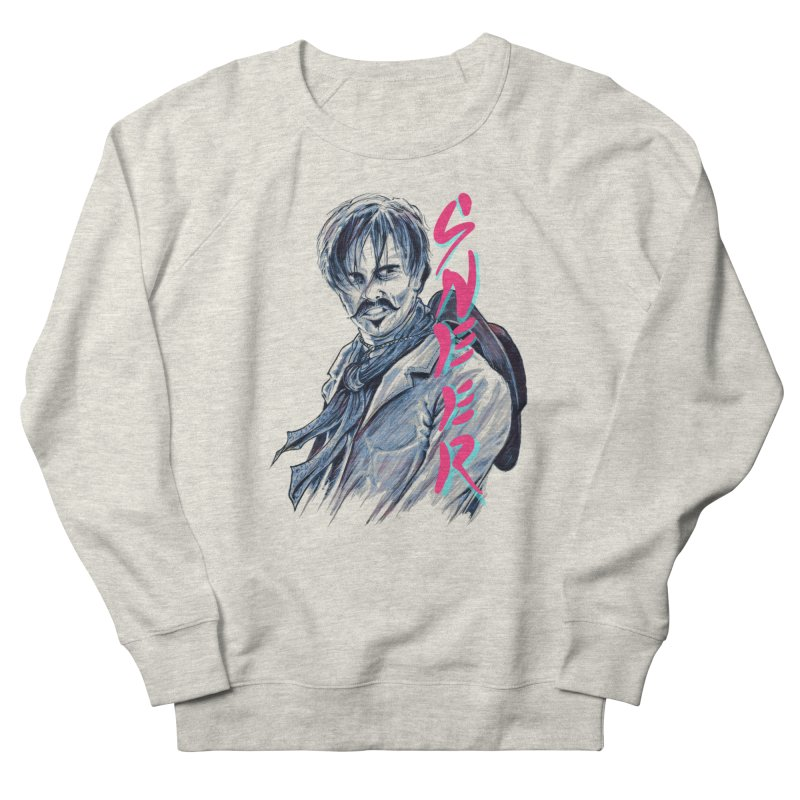 I Want Your Soul Men's French Terry Sweatshirt by octoberbuilt's Artist Shop