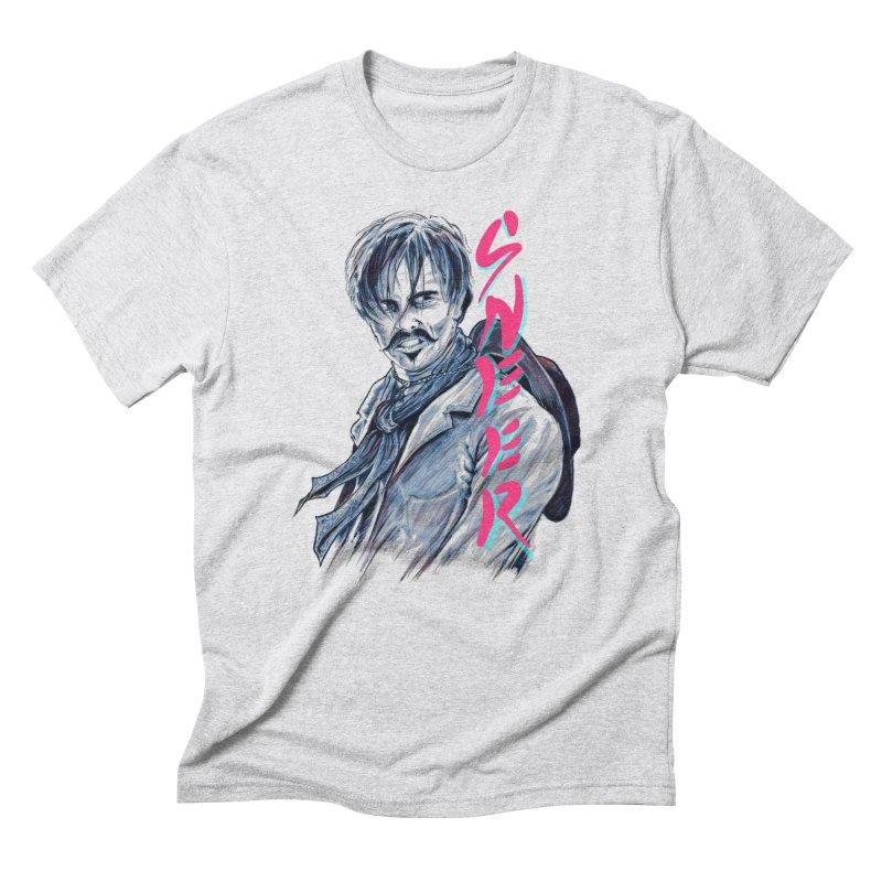 I Want Your Soul Men's Triblend T-Shirt by octoberbuilt's Artist Shop