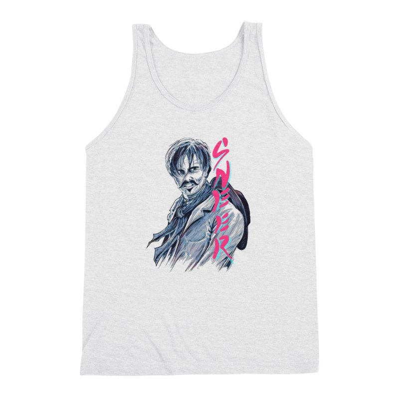 I Want Your Soul Men's Triblend Tank by octoberbuilt's Artist Shop