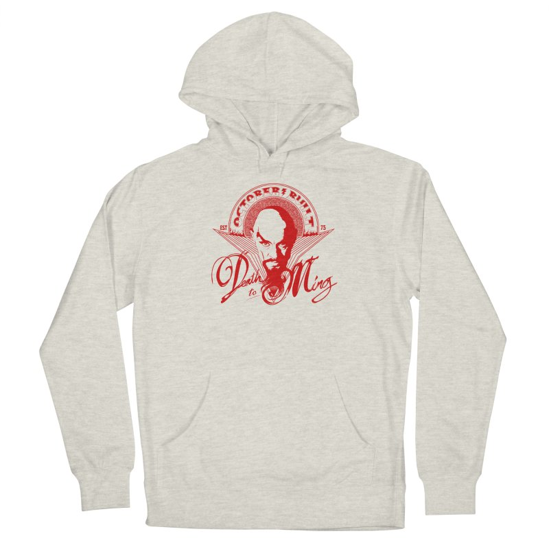 Death to Ming Women's Pullover Hoody by octoberbuilt's Artist Shop