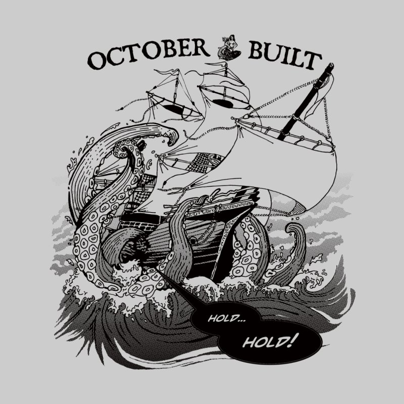 Hold Fast Men's T-Shirt by octoberbuilt's Artist Shop