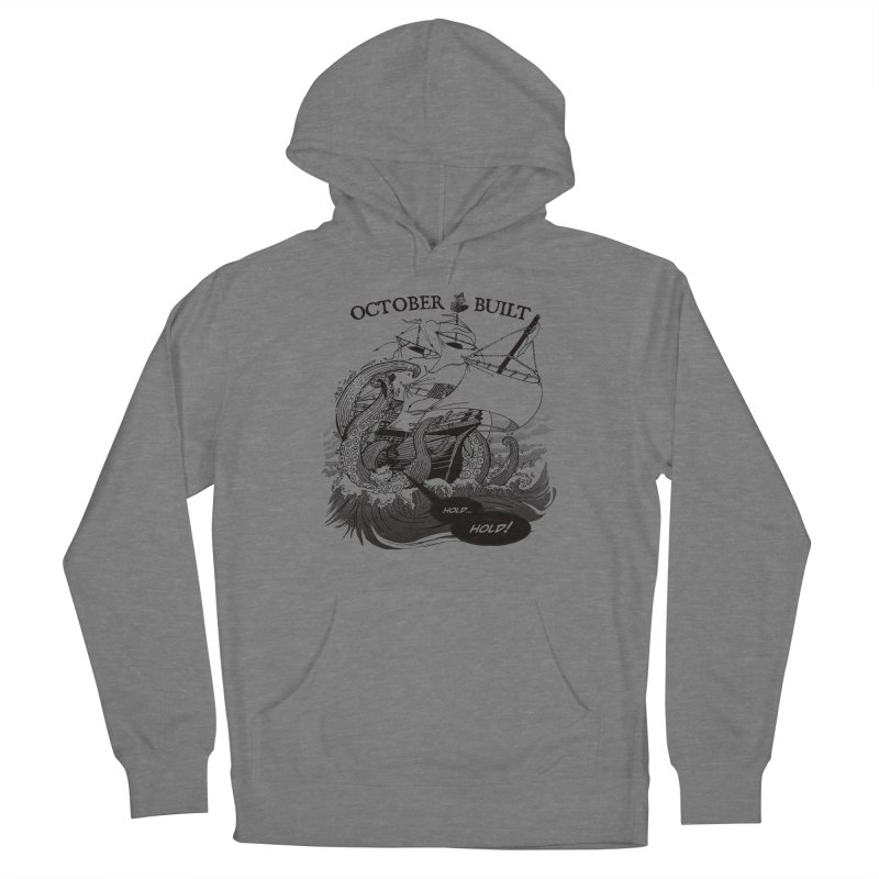 Hold Fast Women's Pullover Hoody by octoberbuilt's Artist Shop