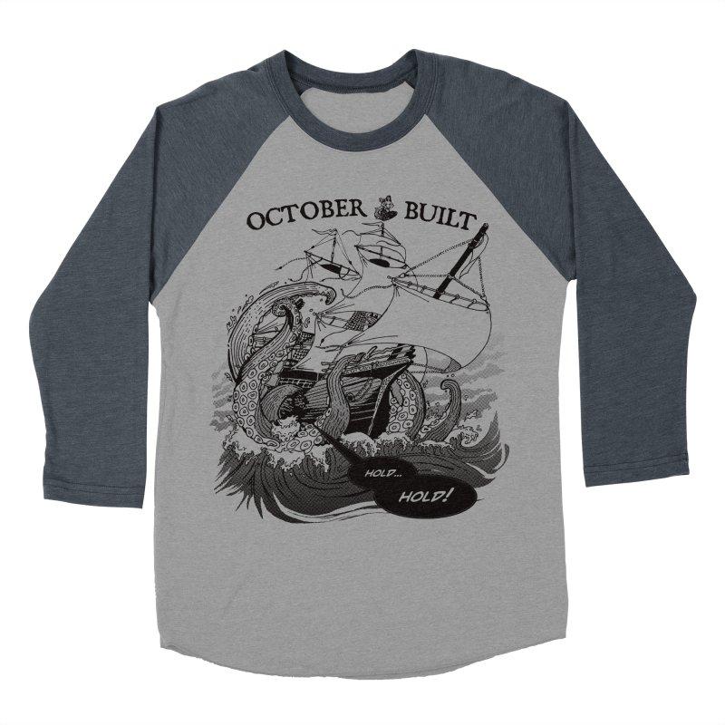 Hold Fast Women's Baseball Triblend Longsleeve T-Shirt by octoberbuilt's Artist Shop