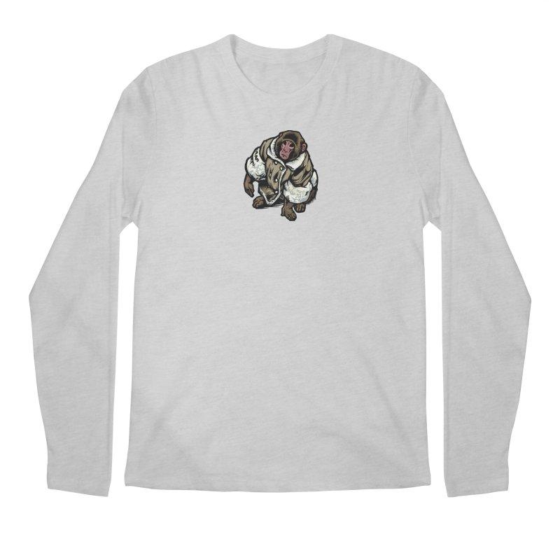 Ikea Mønkëy Men's Regular Longsleeve T-Shirt by Octophant's Artist Shop