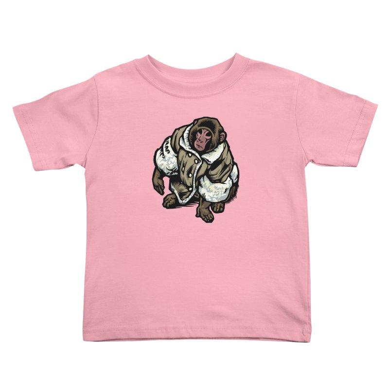 Ikea Mønkëy Kids Toddler T-Shirt by Octophant's Artist Shop