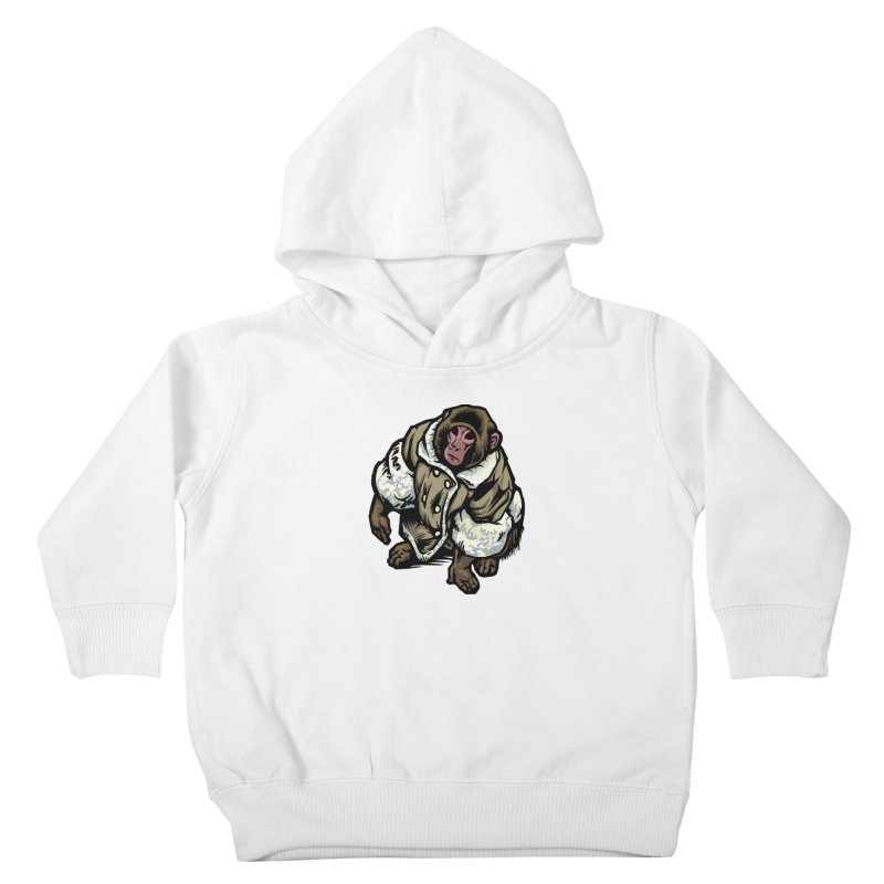 Ikea Mønkëy Kids Toddler Pullover Hoody by Octophant's Artist Shop