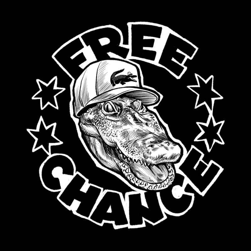 Free Chance (White Print) by Octophant's Artist Shop