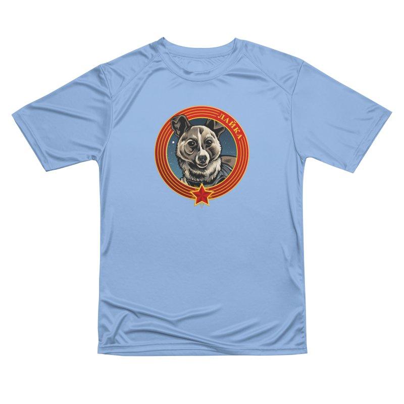 Laika (2019) Men's Performance T-Shirt by Octophant's Artist Shop