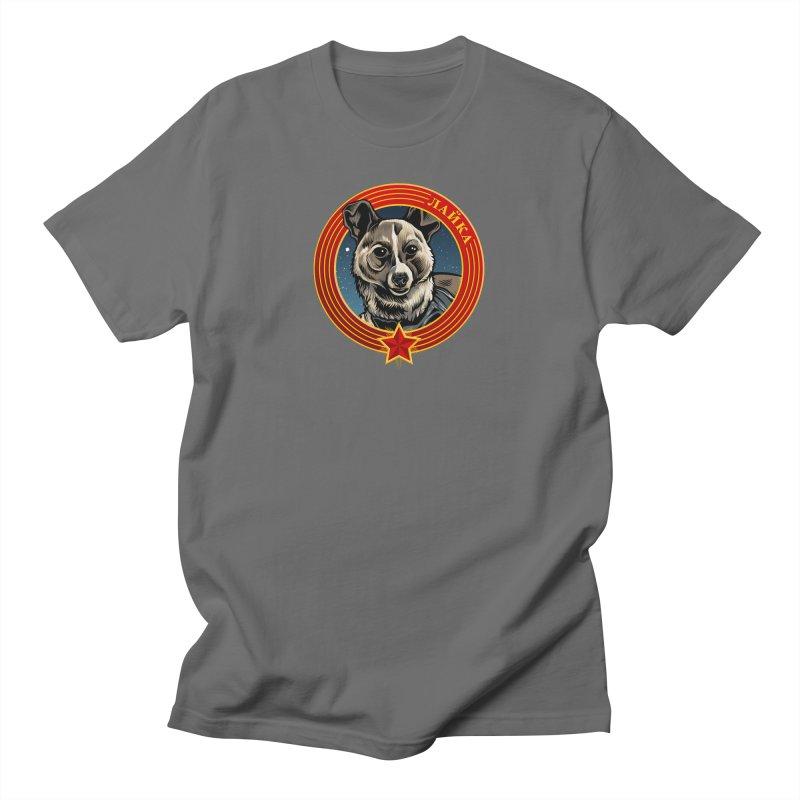 Laika (2019) Men's T-Shirt by Octophant's Artist Shop