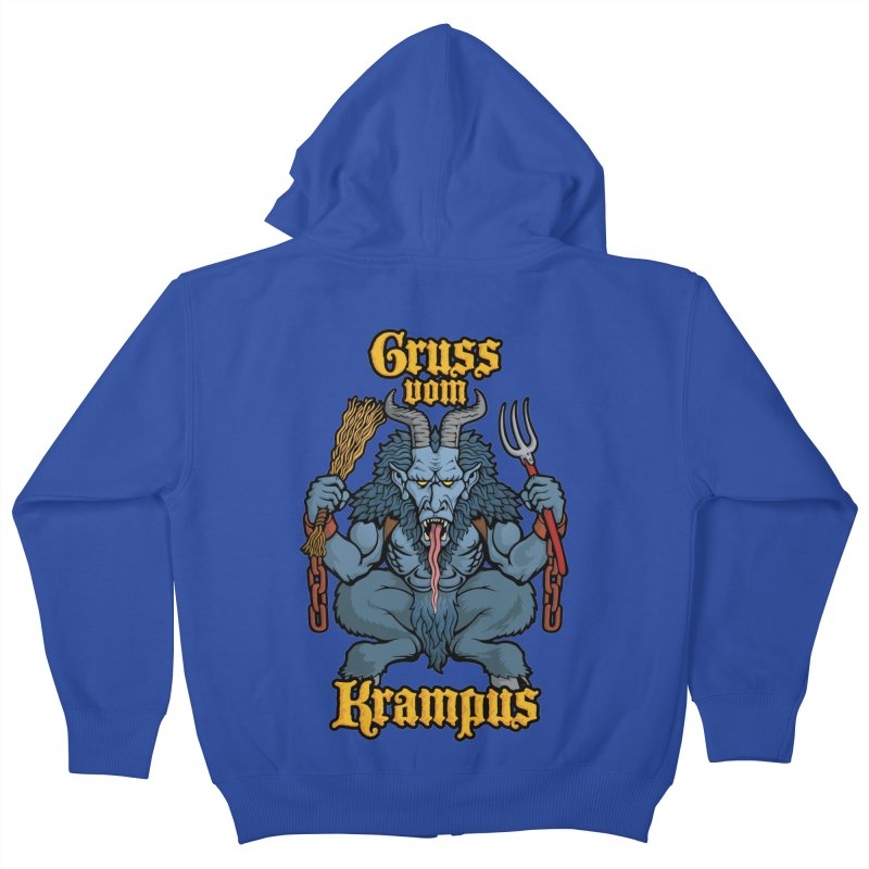 Gruss vom Krampus   by Octophant's Artist Shop