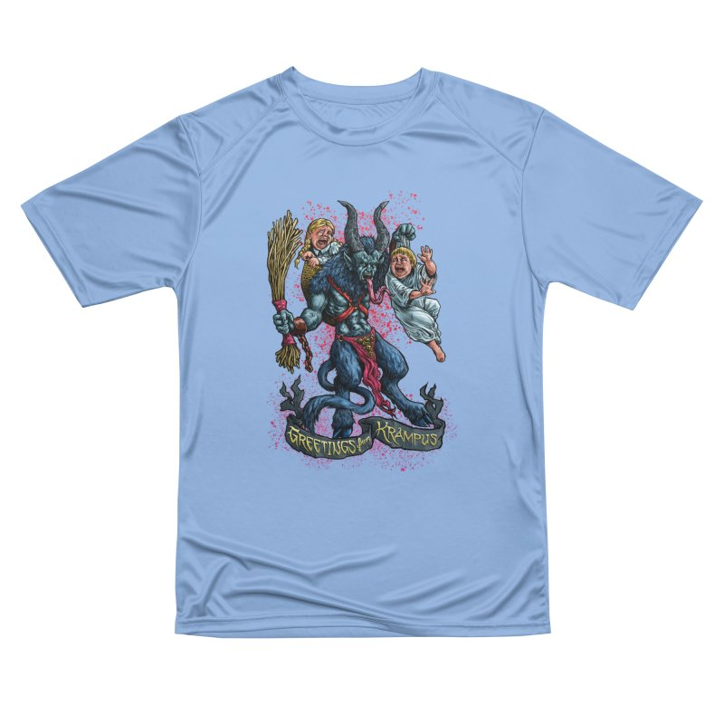 Greetings from Krampus (2019) Men's Performance T-Shirt by Octophant's Artist Shop