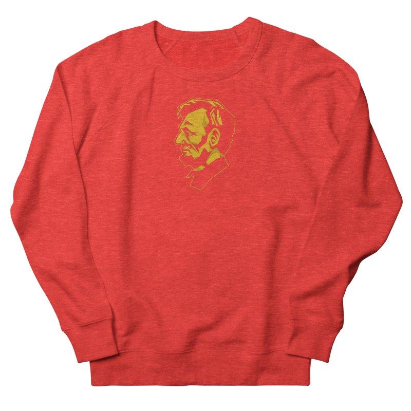 Comrade Lincoln Men's Sweatshirt by Octophant's Artist Shop