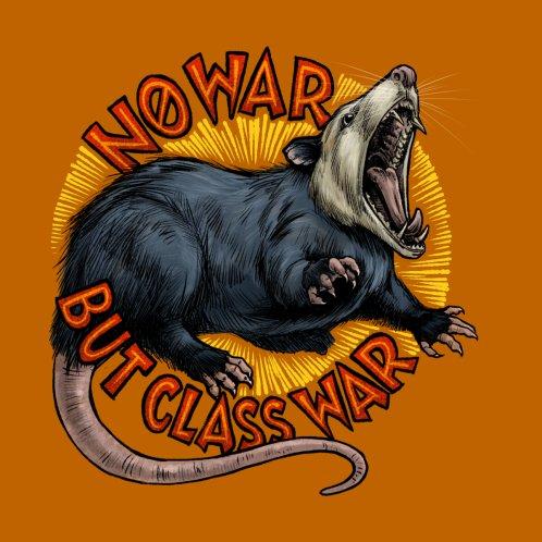 Design for Class War Possum