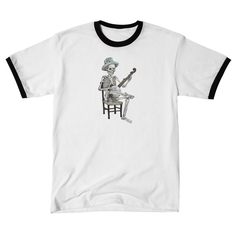 Banjo Bones Women's T-Shirt by Octophant's Artist Shop