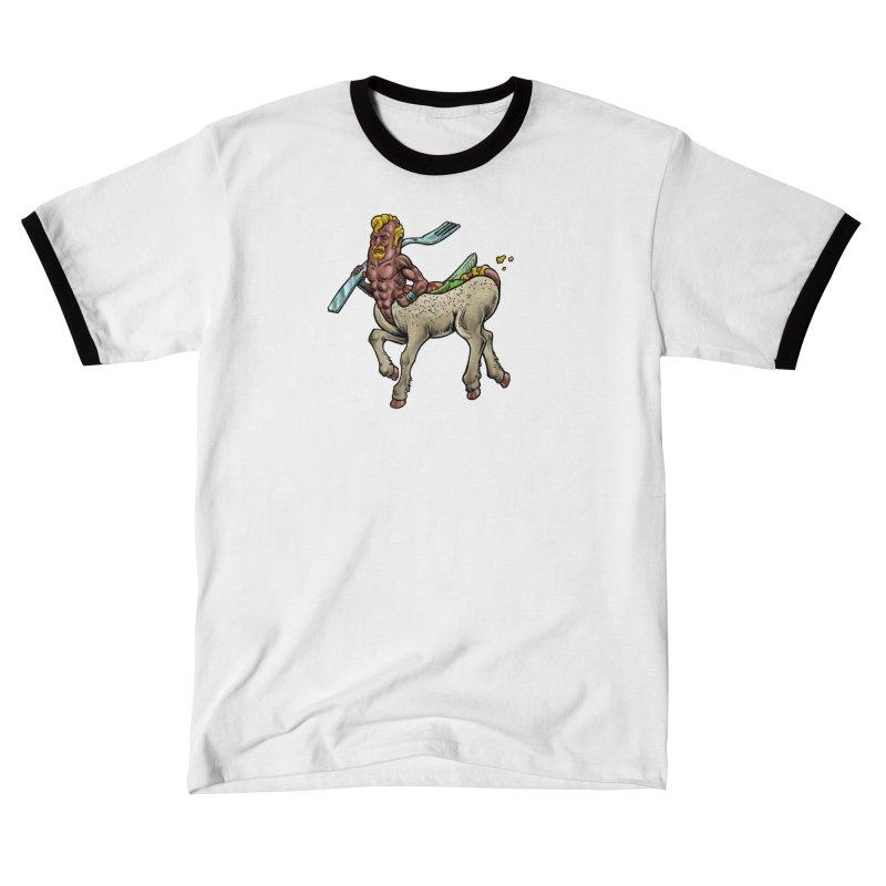 Hotdogataur Women's T-Shirt by Octophant's Artist Shop