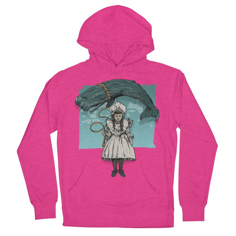 My Pet Whale Men's Pullover Hoody by Octophant's Artist Shop