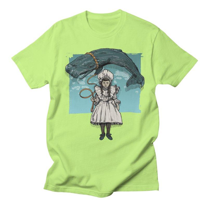 My Pet Whale Women's Unisex T-Shirt by Octophant's Artist Shop