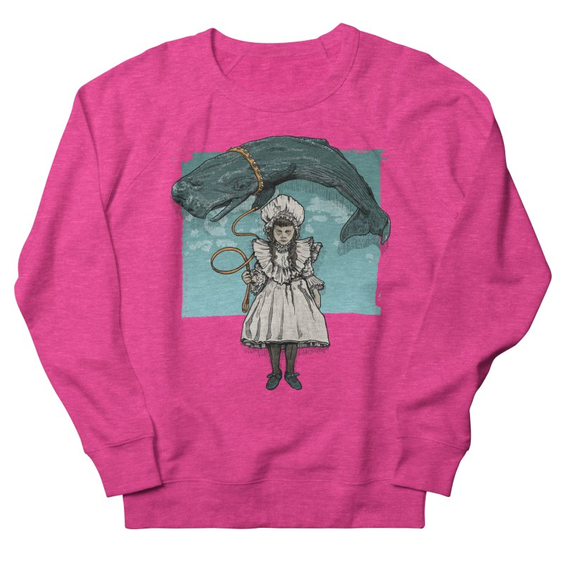 My Pet Whale Women's Sweatshirt by Octophant's Artist Shop