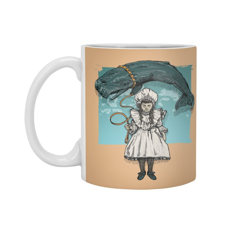 My Pet Whale Accessories Mug by Octophant's Artist Shop