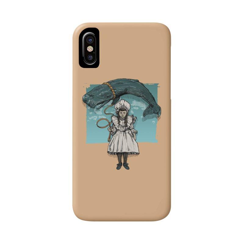 My Pet Whale Accessories Phone Case by Octophant's Artist Shop