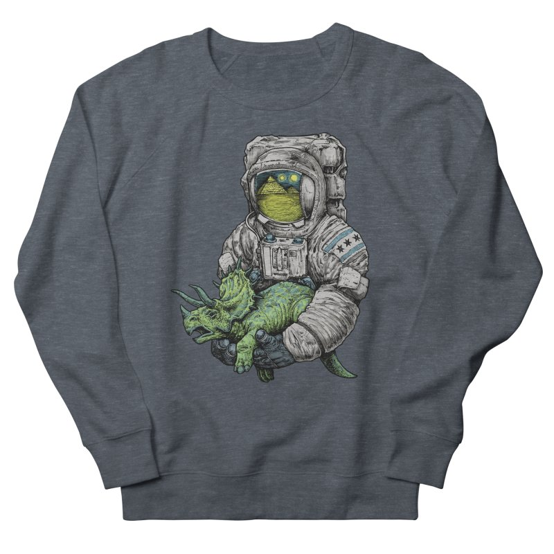Astro Dino Women's Sweatshirt by Octophant's Artist Shop