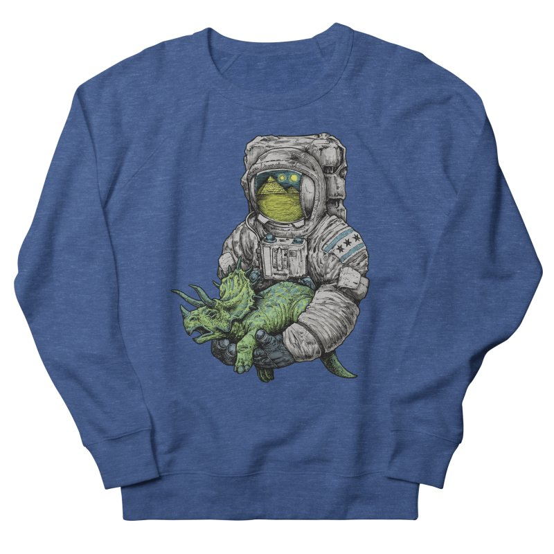 Astro Dino Men's Sweatshirt by Octophant's Artist Shop