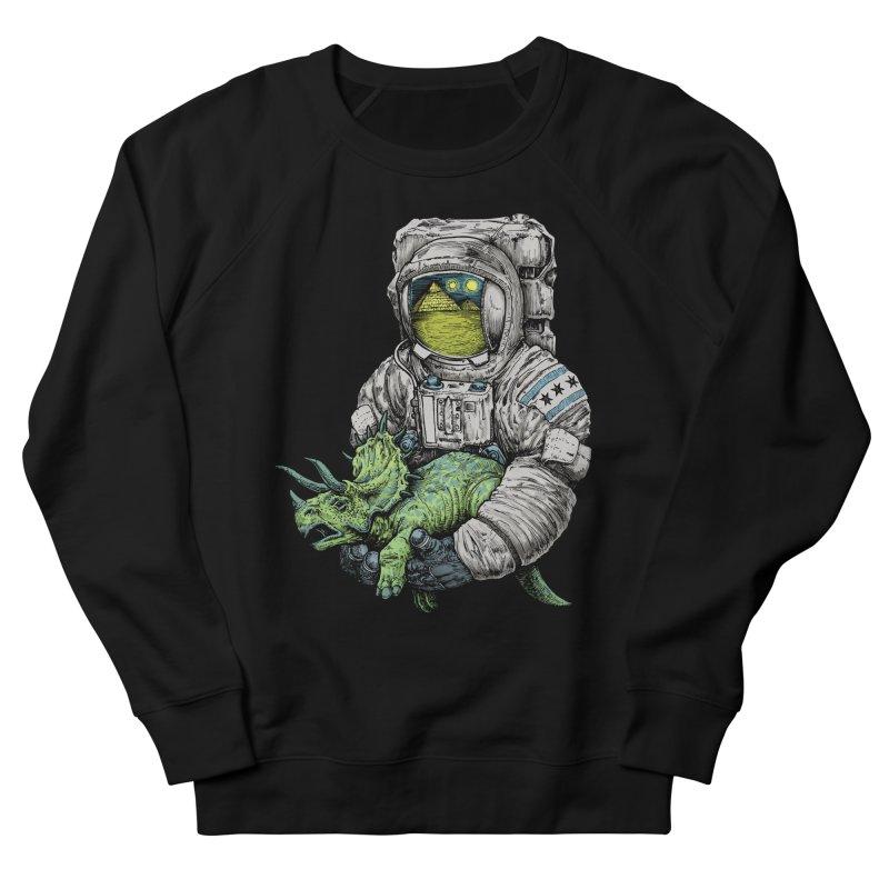Astro Dino Men's Sweatshirt by Octophant's Artist Shop