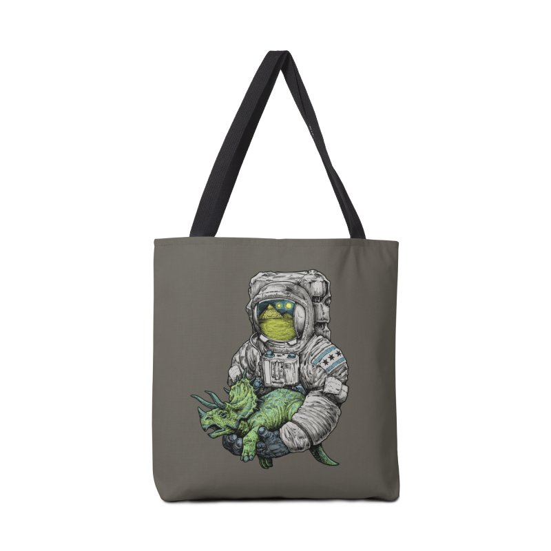 Astro Dino Accessories Bag by Octophant's Artist Shop