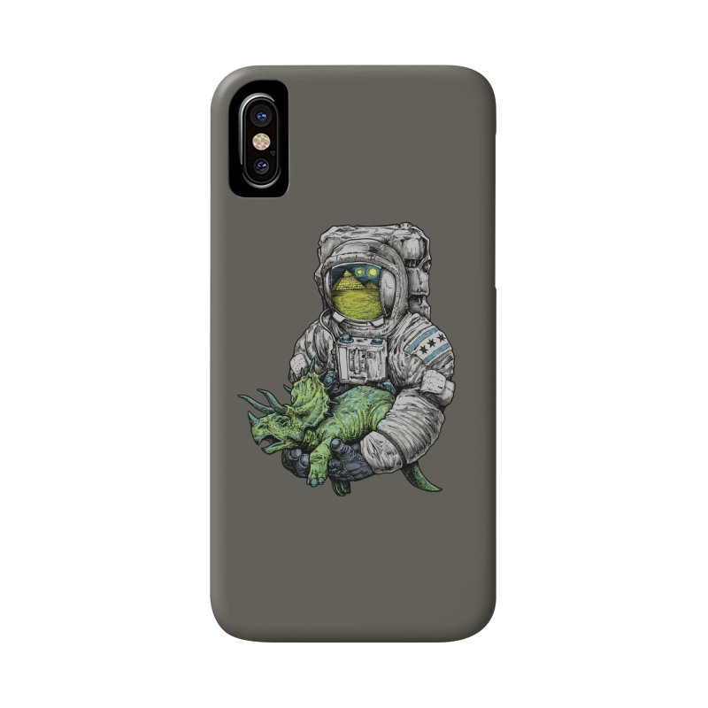 Astro Dino Accessories Phone Case by Octophant's Artist Shop