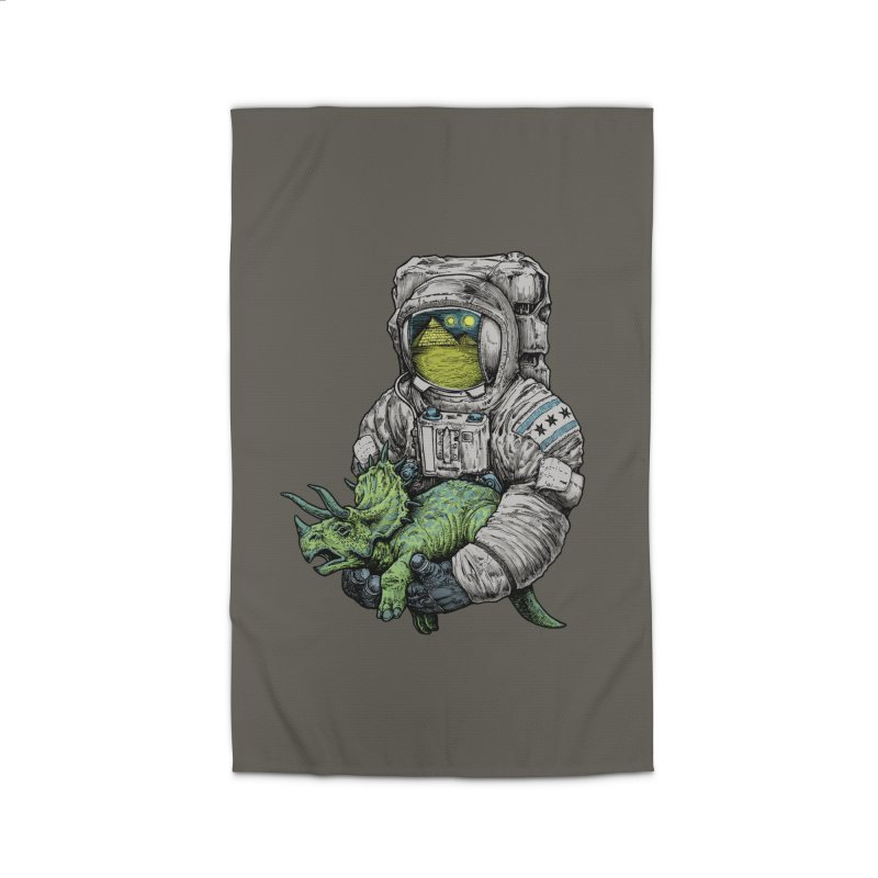Astro Dino Home Rug by Octophant's Artist Shop