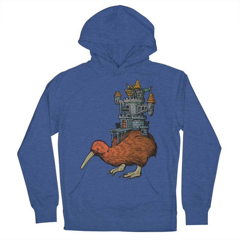 Kiwi Castle Women's Pullover Hoody by Octophant's Artist Shop