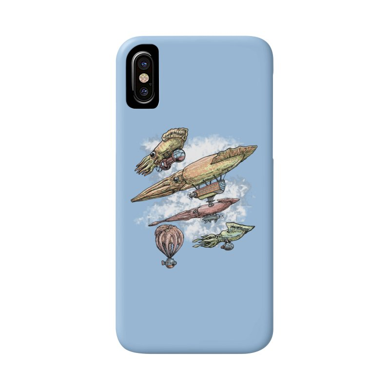 Squidirigibles Accessories Phone Case by Octophant's Artist Shop