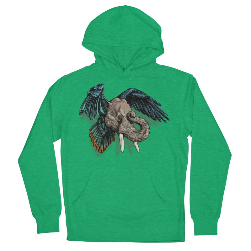 Rooktophant Women's Pullover Hoody by Octophant's Artist Shop