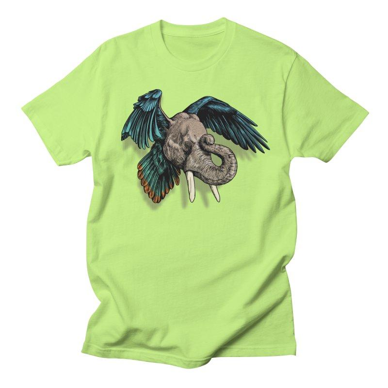 Rooktophant Women's Regular Unisex T-Shirt by Octophant's Artist Shop