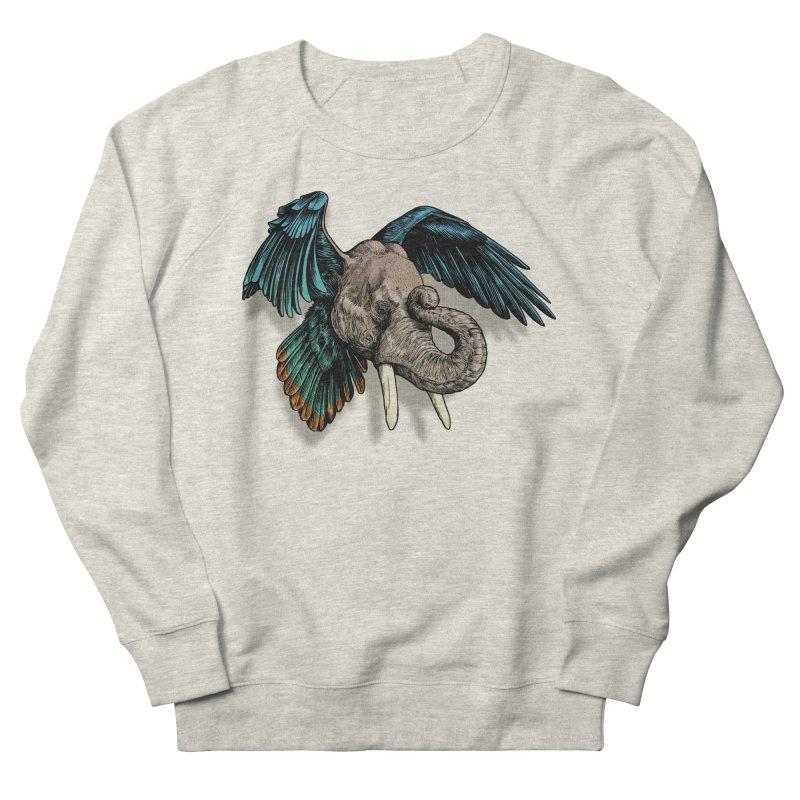 Rooktophant Women's Sweatshirt by Octophant's Artist Shop