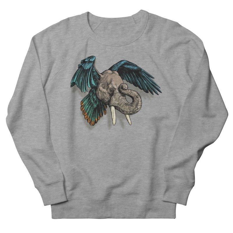 Rooktophant Men's Sweatshirt by Octophant's Artist Shop
