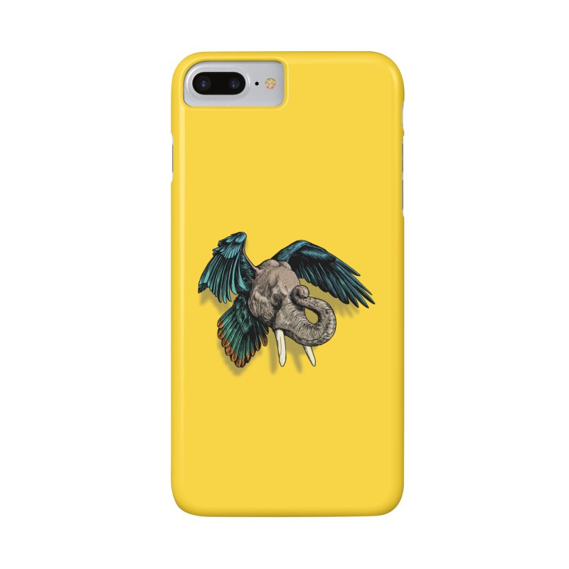 Rooktophant Accessories Phone Case by Octophant's Artist Shop