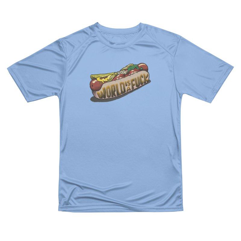 Hot Dog 2020 Men's T-Shirt by Octophant's Artist Shop