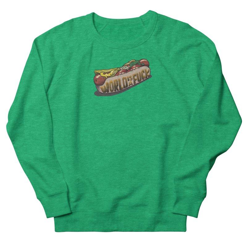 Hot Dog 2020 Women's Sweatshirt by Octophant's Artist Shop