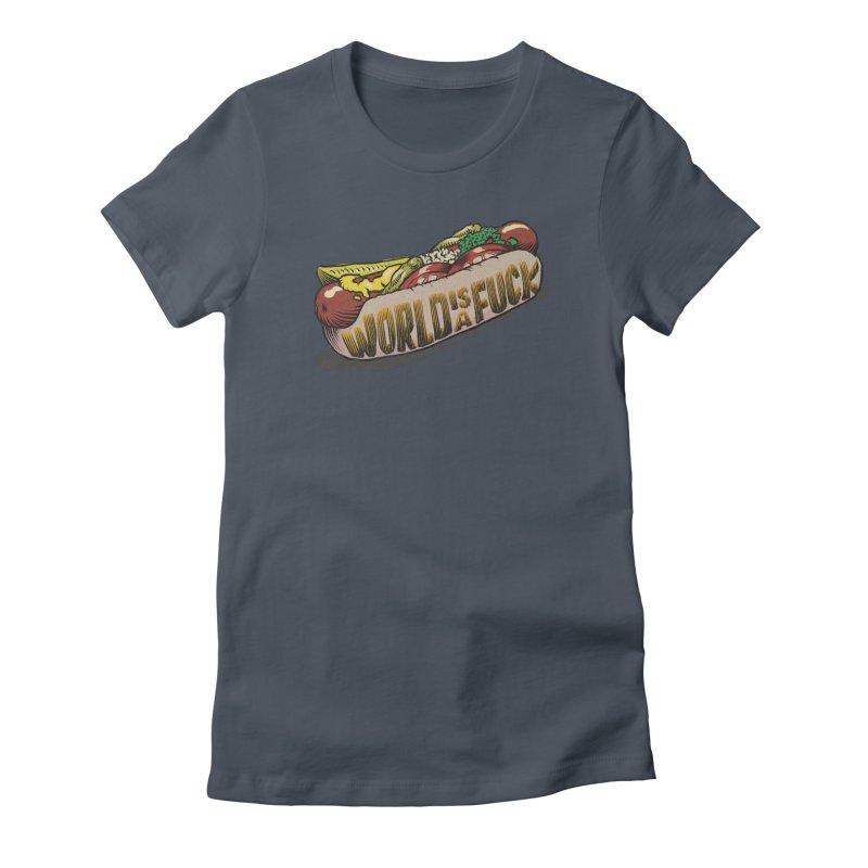Hot Dog 2020 Women's T-Shirt by Octophant's Artist Shop