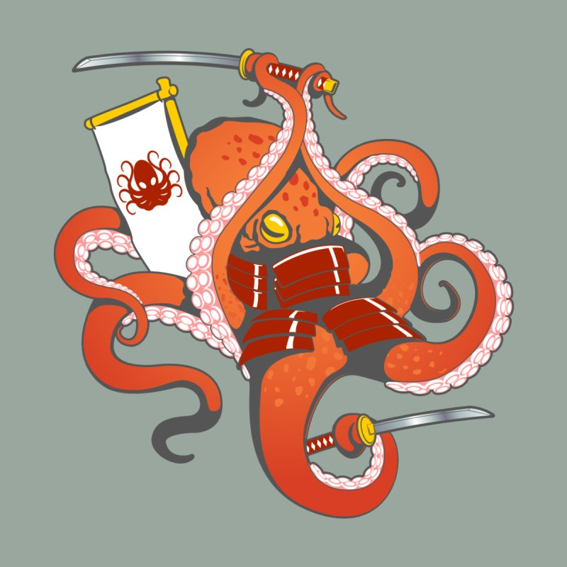 OctoSamurai by Octophant's Artist Shop