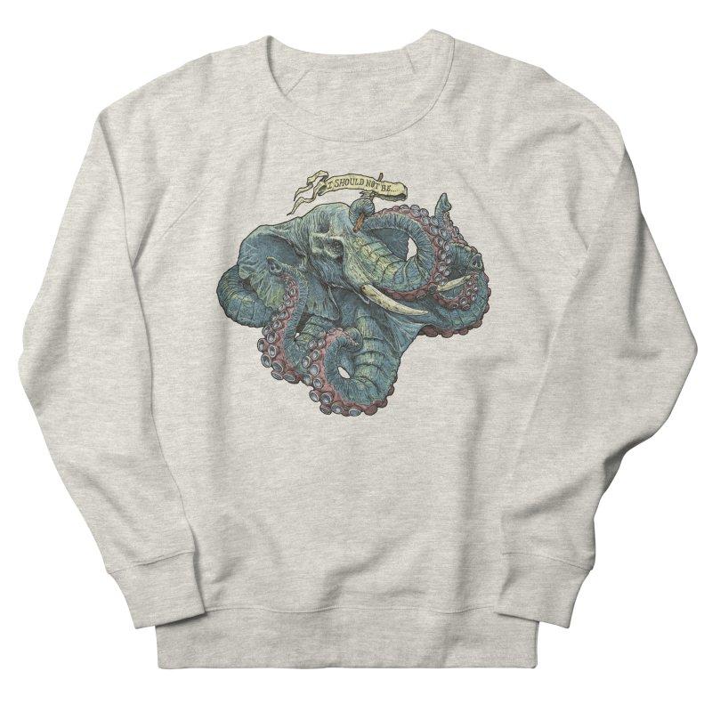 Metra Octophant  Women's Sweatshirt by Octophant's Artist Shop