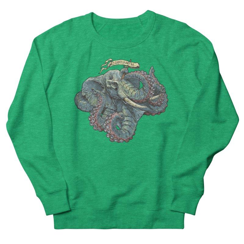 Metra Octophant  Men's Sweatshirt by Octophant's Artist Shop