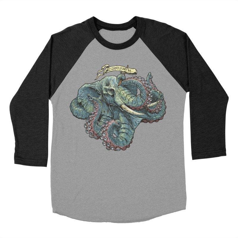 Metra Octophant  Women's Baseball Triblend T-Shirt by Octophant's Artist Shop