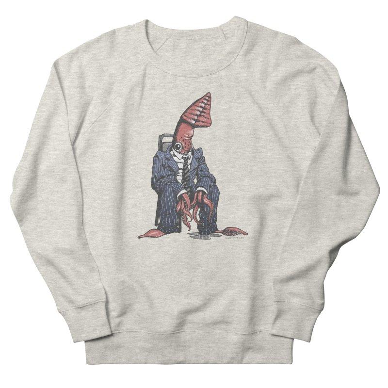 Squid Can't Win Women's Sweatshirt by Octophant's Artist Shop
