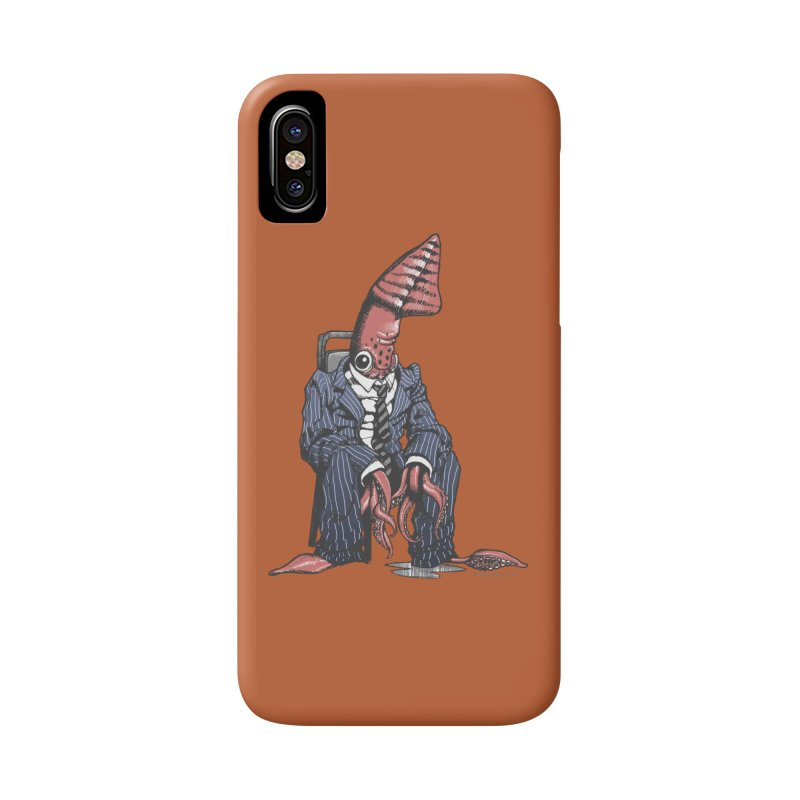 Squid Can't Win Accessories Phone Case by Octophant's Artist Shop