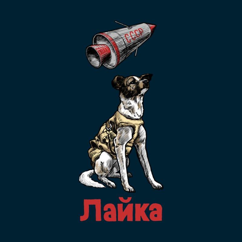 Laika by Octophant's Artist Shop