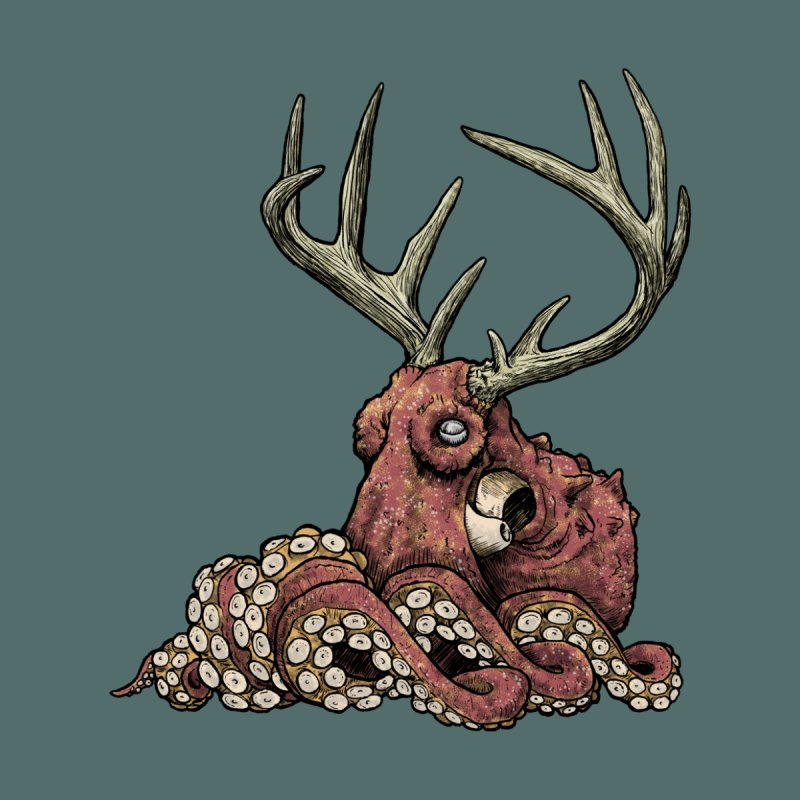 Octolope   by Octophant's Artist Shop